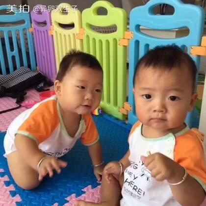异卵双生子的美拍 - 45个美拍短视频