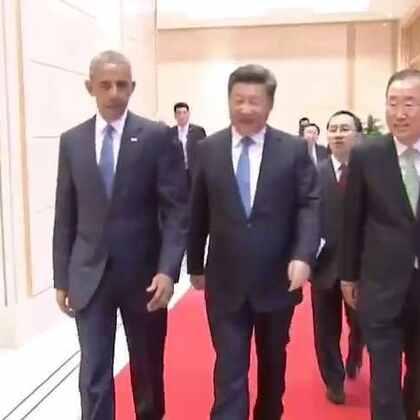 潘基文接受中美交存气候变化《巴黎协定》批准文书 盛赞两国率先垂范
