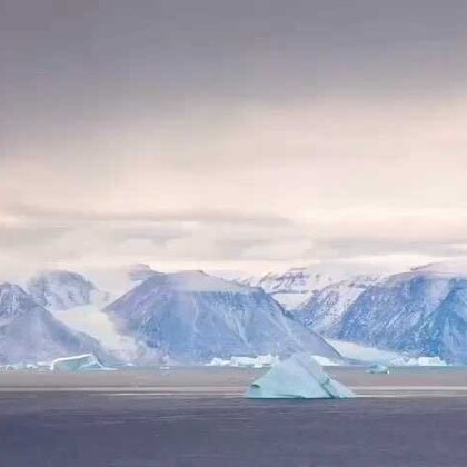 格陵兰:核爆炸瞭望站