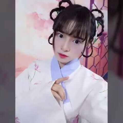 教程古风发型第三十二季,俏皮灵动发型,可爱的林凤娇短发图片