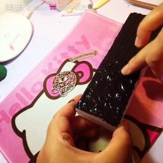 ❤客户订单❤这算手绘吗#奶油手机壳##水晶奶油手机壳##diy奶油手机壳#