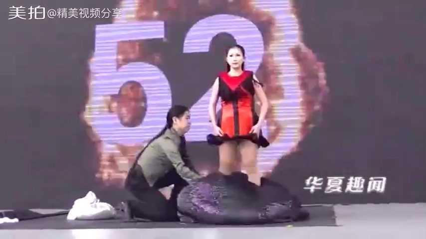 韩国美女架子鼓