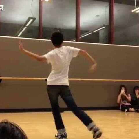#腐女福利#-看男孩纸跳#极乐净土#是种什么感