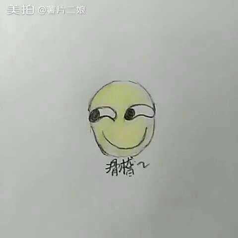 #定格表情#定格动画的很火最近line表情包~不定期v表情~O(∩_∩)图片