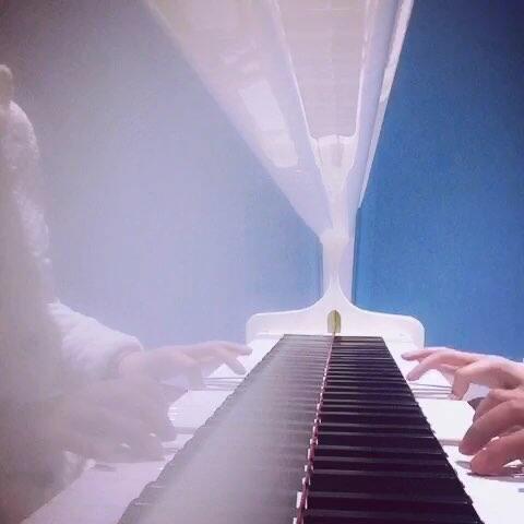 【陈念灵美拍】#音乐##她说钢琴曲##我的黑白键#...