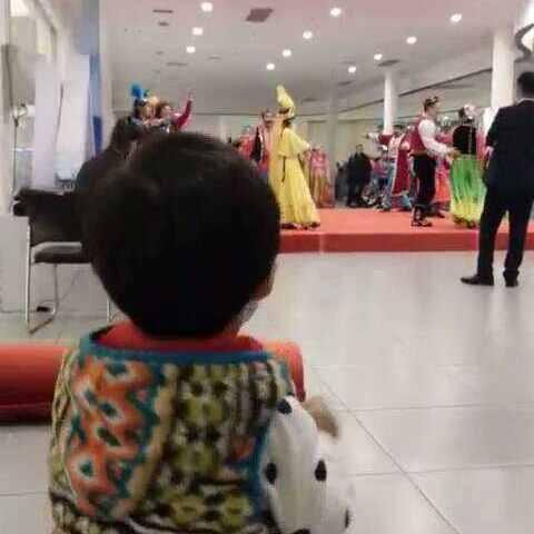 感恩节活动,跳起来#宝宝#25m+27-毛笔视频视频宝宝写字图片