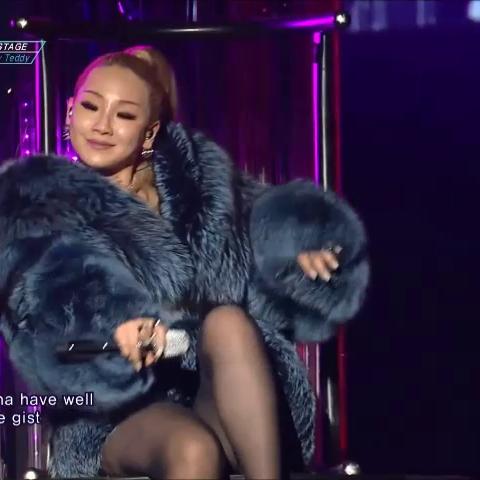 【爱玩的欧尼们언니들美拍】#爱玩的欧尼们#又一完美搭档#CL#...