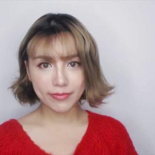美拍美妆视频_v视频编发美甲_教程时尚-第8页脸好头型差图片