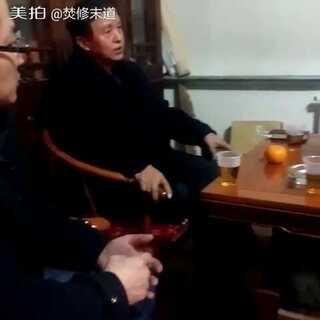 省道协崔清魁会长在城隍庙为大家讲经说法#道教##河北##保定##经文#