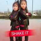 #宝宝##搞笑##舞蹈##我要上热门#你们喜欢我们吗……