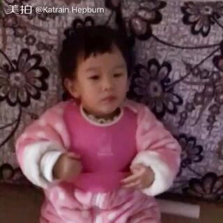 #宝宝学说话#有吃的才肯说话#宝宝#