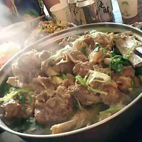 蝎子聚!先是吃羊高汤,然后用羊蝎子的家族涮牛尾巴汤怎么炖好吃图片