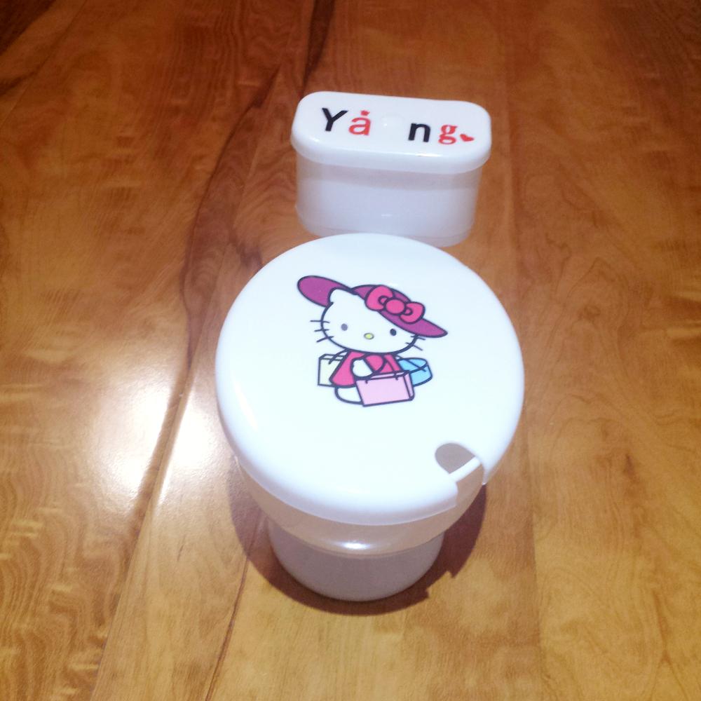 #全民吃货拍# 马桶冰淇淋