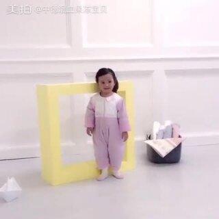#宝宝##萌宝宝#等回头看看果冻这些视频 都是非常珍贵的记忆😘
