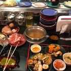 #贝蕾泰国行#自助火锅!来一波!今天吃太多了…100块自助火锅完全吃回本~老婆们不用担心老公在外面浪费钱啦😍#吃秀#