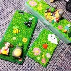 这就尴尬了,刚刚做的时候宝贝问我姐姐我的文具盒做了吗,我说正在做,发了个图片过去,宝贝说我要大号的,好吧我做错了重新做吧。。。。。#手工##奶油手机壳##我要上热门@美拍小助手#