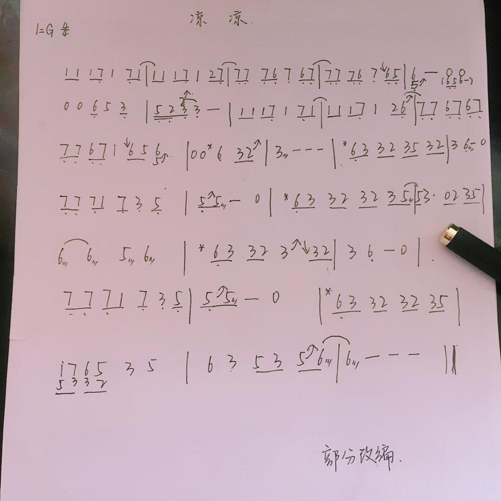 琪思卢                          03-04 15:10     #音乐# 凉凉古筝图片