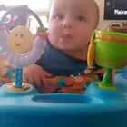 最近愛吸嘴唇☺️☺️ #寶寶7個月了#