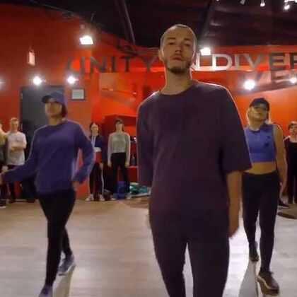"""Christine and the Queens - Tilted #舞蹈# Hamilton Evans Choreography"" 【微博美拍同名:I_AM_Dancer】"