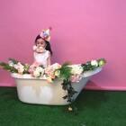 #宝宝##感谢有你们# 小妞4岁半了😘一路走来 感谢你们的陪伴,对山竹的包容与疼爱!谢谢美拍的小伙伴们!爱你们❤️