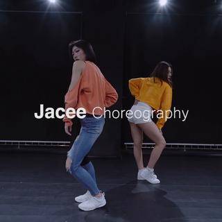😊新的编舞,音乐🎵Crush#舞蹈#@JC舞蹈训练营