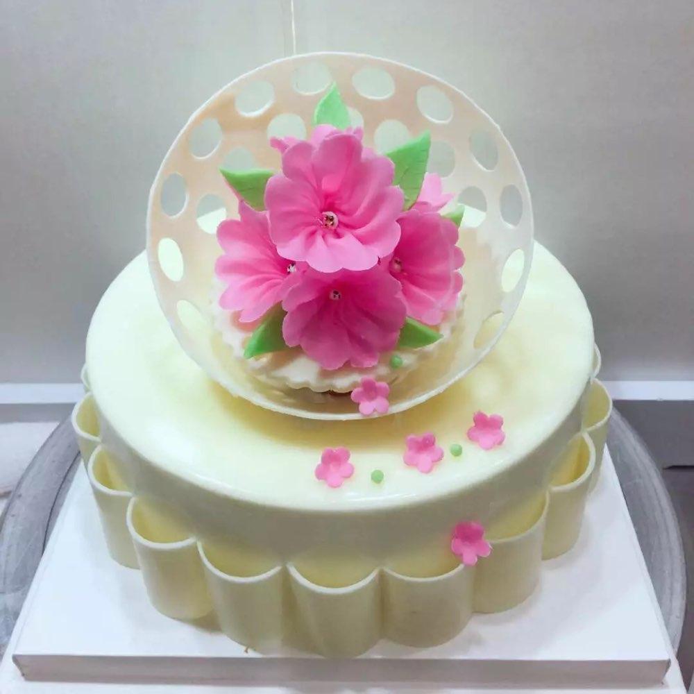 做蛋糕的疯子cake的美拍