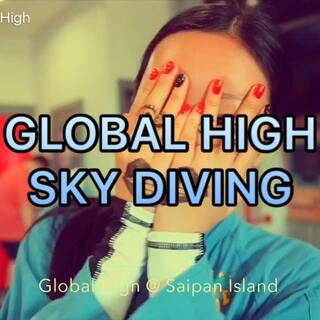 #全球嗨##环游世界##跳伞#