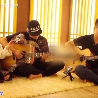 吉他弹唱( 少年锦时 #我要上热门@美拍小助手#)#我要上头条##美拍吉他弹唱大赛#