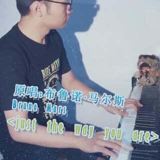 JUST THE WAY YOU ARE#just the way you are##钢琴##音乐#@美拍小助手 @音乐频道官方账号
