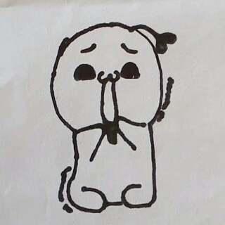 #马克笔画#😊用马克笔画的,不喜勿喷,喜欢点赞,第一次拍哦!
