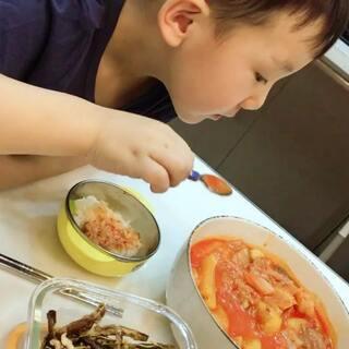 最爱辣白菜 #辣白菜##宝宝#