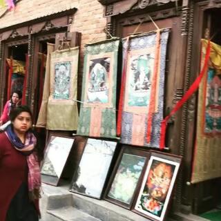 #美丽##旅游##尼泊尔#