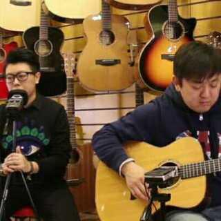 #吉他弹唱##U乐国际娱乐##林俊杰 我还想她#
