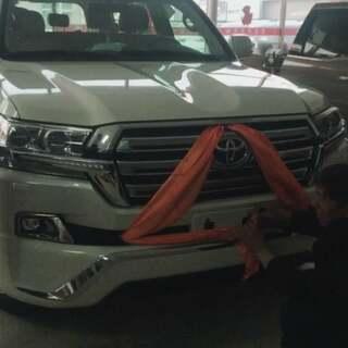 #汽车##汽车实拍##汽车改装#西藏客户提走心爱的酷路泽!各种小改动,拆的面目全非到大变身!太帅了!@美拍小助手