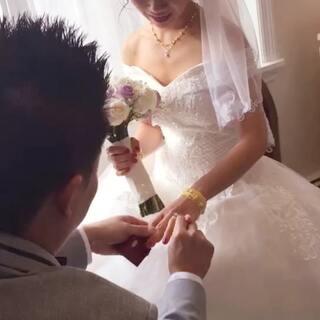 #婚礼##接新娘#