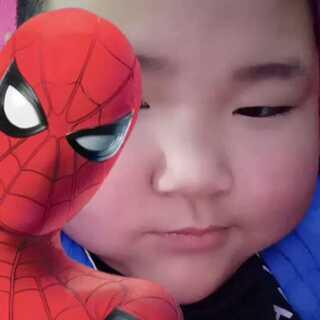 #爱我想爱的人##全民偶遇蜘蛛侠#