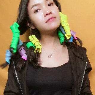#谁的头发最长# 这个东西有人用过吗? 青兰今天来次一次。关注一下明天来看看它真的可以用吗?