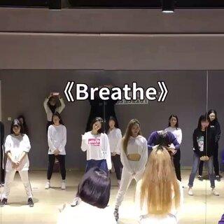 《Breathe》完整版#敏雅舞蹈#@敏雅可乐