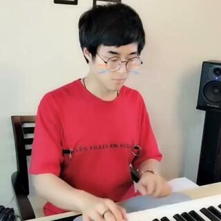 纸短情长-钢琴版#纸短情长##音乐##钢琴#
