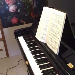 车尔尼139,第22条,23条。小南孩表示喜欢里面的每一个音符😍特别是23条的最后几句🎵可惜离黄金周还有近10天就早早开启了黄金周模式的小朋友,3周后才能去上课得到老师的指导。大家随便喷哈😂琴龄2年整。#音乐##钢琴##宝宝#