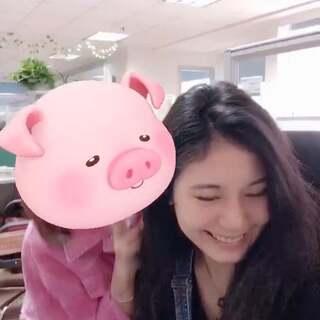 猪精女🙂#精选##一秒猪八戒#