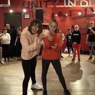 #音乐# NICKI MINAJ - Chun Li Dance #舞蹈# Matt Steffanina ft Deja
