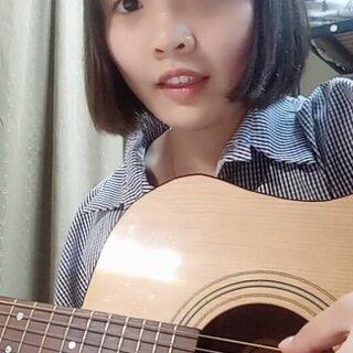 我在十点差三分的时候开始想你💜💛💚💙#吉他##吉他弹唱#