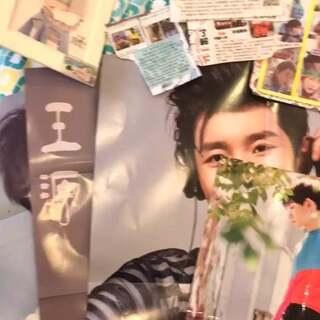 #晒周边大赛##因为遇见你2018版#小汤圆看过来@TFBOYS-王源 @男神王源.