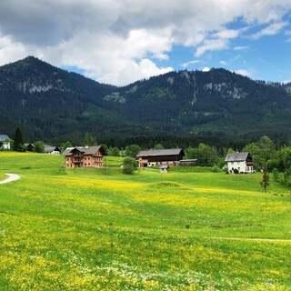 值得推荐一游的奥地利🇦🇹戈绍小镇!