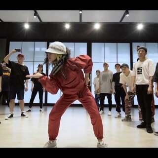SINOSTAGE舞邦|编舞 By Apple @SINOSTAGE舞邦_APPLE ??音乐 - Go Gina (SZA) #舞蹈##精选#