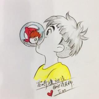 #致宫崎骏动漫##音乐#你们看过吗@美拍小助手