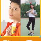 随身携带萝莉橙防晒乳,不怕晒,走哪都可以尬一段~#与王大陆同框热舞#一起来玩吧@温碧泉官方帐号