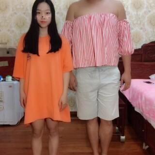 214斤可以穿90斤的衣服 这么可爱的老公居然没火…#卡哇伊变装舞##卡哇伊变装舞合辑#