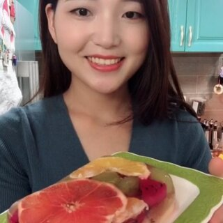 【水果果冻】超级简单~十分钟...